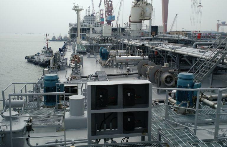 Gas Condensate Tanker