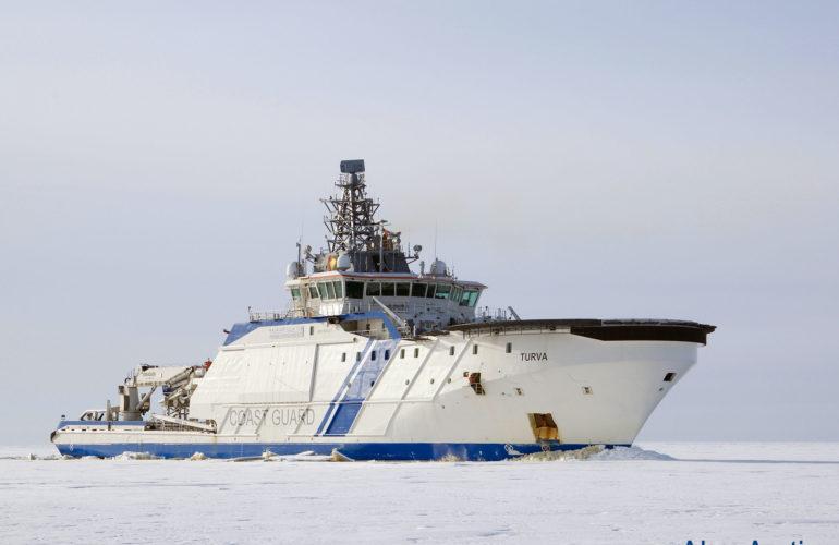 Patrol vessel Turva