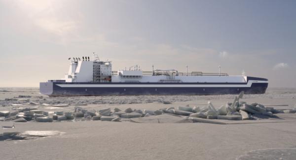 LNG carrier design concept