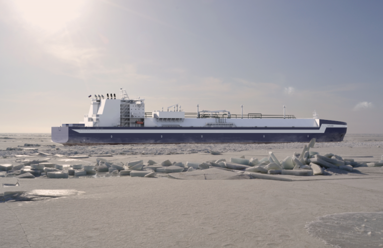 LNG carrier design concept